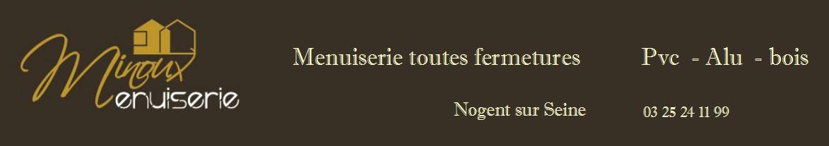 Menuiserie Minoux – Nogent sur Seine – Aube