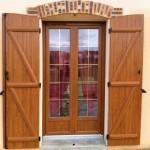 Porte vitrée, menuiserie Minoux dans l'Aube, 10