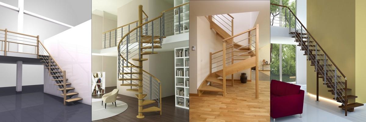 menuiserie Minoux dans l'Aube, pose d'escalier standard et sur mesure